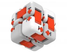 Кубик-конструктор Xiaomi Bunny Fingertips Blocks (BEV414TY) RUS
