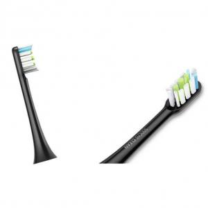 Сменные насадки для зубной щетки Xiaomi Soocas X3 2 шт. (чёрный)