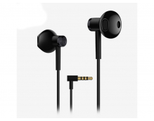 Стерео-наушники Xiaomi Mi Dual-Unit Semi-in-Ear (BRE01JY) Black