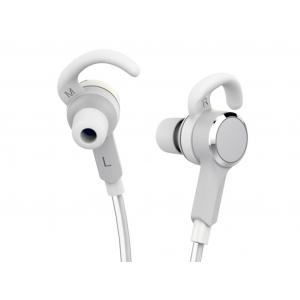 Беспроводные cтерео-наушники Rock Mulu Glow Bluetooth Earphone (белый)
