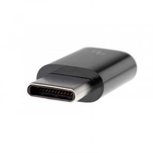 Адаптер MicroUSB/USB Type-C Xiaomi Mi (чёрный)