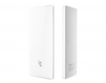 Внешний аккумулятор Power Bank LeEco LeUPB-501T 5000 mAh QC 3.0 (белый)