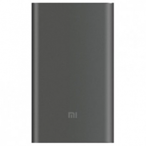 Внешний аккумулятор Xiaomi Mi Power Bank Pro 10000 Mah Type-C Black