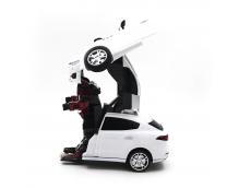 Радиоуправляемый трансформер Maserati Levante White
