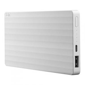 Внешний аккумулятор Zmi Power Bank Slim 10000 Mah White