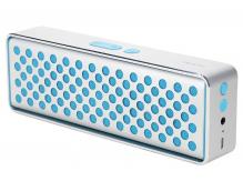 Bluetooth колонка портативная Rock Mubox Bluetooth Speaker (голубой)