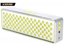 Bluetooth колонка портативная Rock Mubox Bluetooth Speaker (желтый)