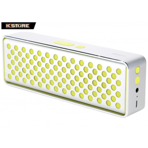 Bluetooth колонка портативная Rock Mubox Bluetooth Speaker (RAU0506) (Yellow)