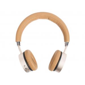 Стерео-наушники накладные Rock Muma Stereo Headphone (золото)
