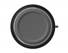 Беспроводное зарядное устройство Rock W5 Wireless charger (черный)