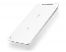 Беспроводное зарядное устройство Rock W8 Quick Wireless charger (белый)