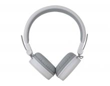 Стерео-наушники накладные Rock Y10 Stereo Headphone (белые)