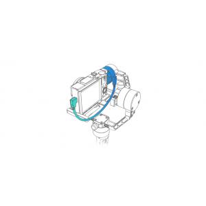 Трёхосевой электронный стабилизатор Zhiyun Crane Plus (2018)