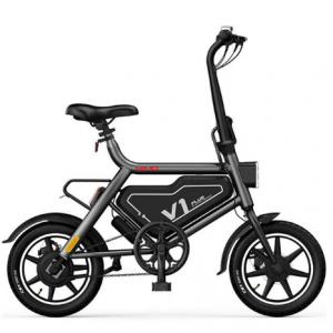 Велогибрид Xiaomi HIMO V1 PLUS City 36V10,4Ah 14 дюймов (сочный апельсин)