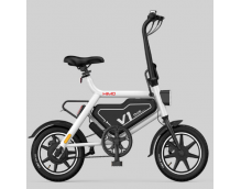 Электровелосипед Xiaomi HIMO V1 PLUS белый
