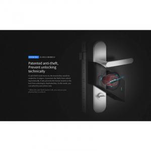 Умный замок Xiaomi Sherlock M1 Smart Sticky Lock (левосторонний)