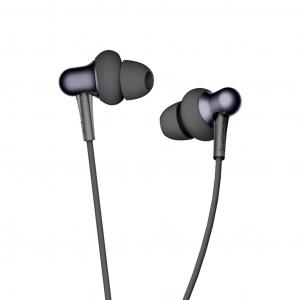 Стерео-наушники 1MORE Stylish Dual-Dynamic in-Ear (Black) E1025 (арт. 03683)
