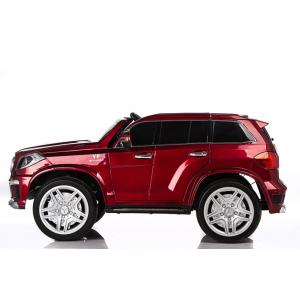 Детский электромобиль Mercedes-Benz GL63 Красный