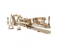 "3D-пазл ""Трамвайная линия"" Ugears"
