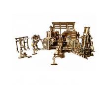 "3D-пазл ""Фабрика роботов"" Ugears"