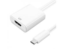 Переходник с USB Type-C на HDMI (Xiaomi, белый)