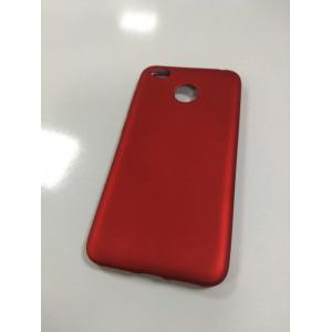 Чехол для Xiaomi RedMi 4x Красный матовый
