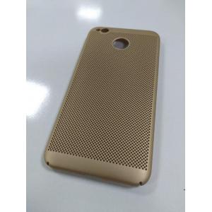 Чехол-сетка для Xiaomi RedMi 4x Золотой
