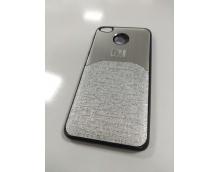 Чехол-металл для Xiaomi RedMi 4x Серебро