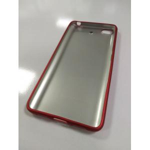 Чехол силиконовый для Xiaomi Mi5S Красный матовый