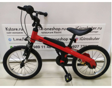 Велосипед Segway Kids Bike Blue Red (5-8)