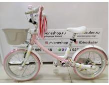 Велосипед детский Ninebot Kids Bike 16 розовый