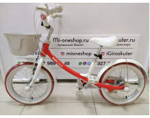 Велосипед Segway Kids Bike Red 2 (5-8)
