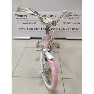 Велосипед детский Ninebot Kids Bike 14 (3-6) розовый