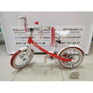 Велосипед детский Ninebot Kids Bike 14 (3-6) красный
