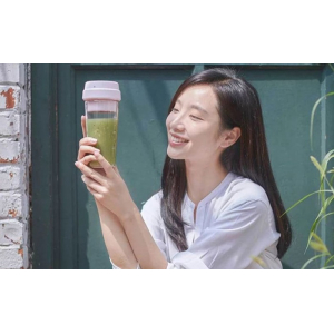 Беспроводной блендер Xiaomi 17 Pin Star Fruit Cup 400ml White (JM001)