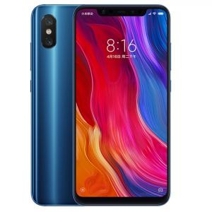 Смартфон Xiaomi Mi 8 6/128 Blue EU