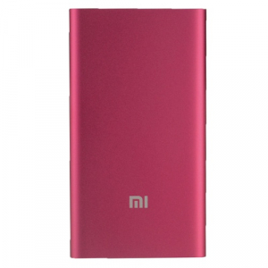 Внешний аккумулятор Xiaomi Mi Power Bank 5000 Mah Red