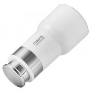 Автомобильное зарядное устройство с Bluetooth плеером 5 в 1 Xiaomi Roidmi 2s Smart Drive White